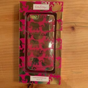 Lilly Pulitzer Phone Case - 6/6s